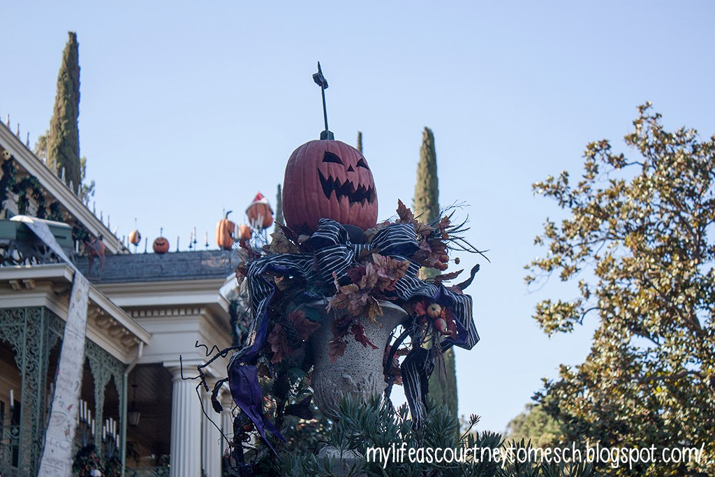 Disneyland California Halloween