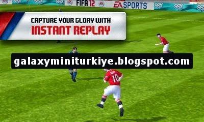 FIFA 2012 ARMV6 APK - Galaxy Mini (QVGA) - Galaxy Mini Türkiye