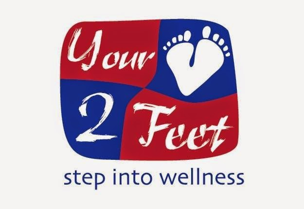 """Your 2 Feet"", All You Have to Lose is Your Discomfort"