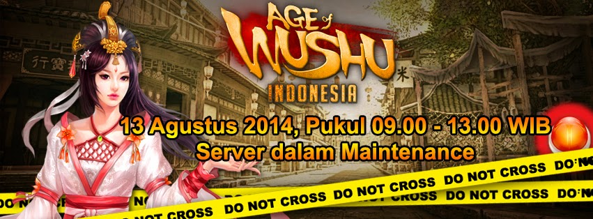 Password Manual Patch Age Of Wushu (AOW) Indonesia Gemscool