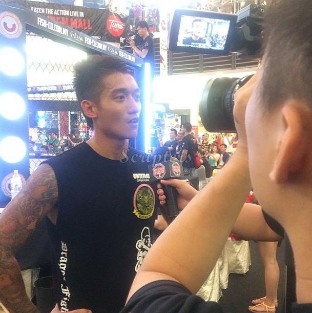 Tasha Shila Berlatih Muay Thai Bersama Kekasih