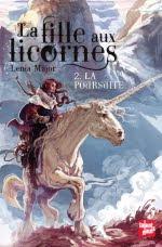 La fille aux Licornes II