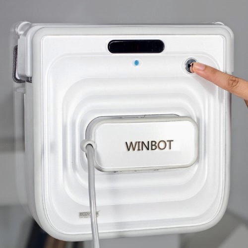 Must Have Housekeeping Gadgets - Winbot