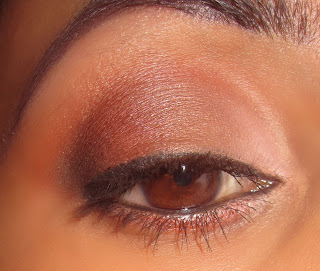 MAC, Neutral Eyes, Makeup, Blog, Saffron, Texture, Blog, Smoulder
