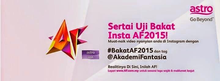 Bakat Insta AF2015