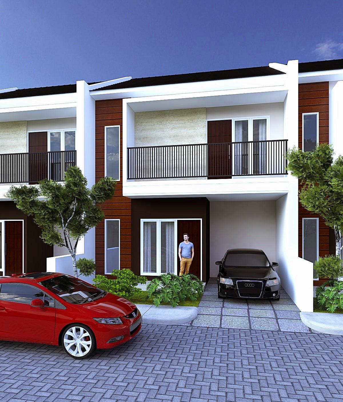 Bali agung property dijual rumah minimalis tipe 150 for Minimalist house for sale