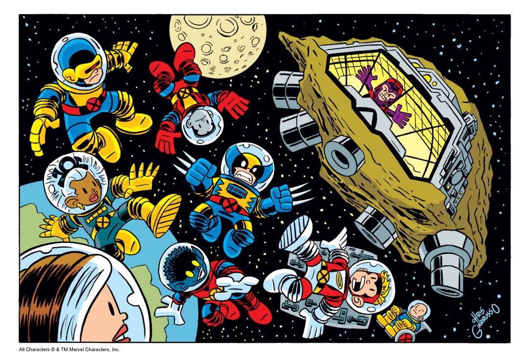 asteroid m magneto wallpaper - photo #4