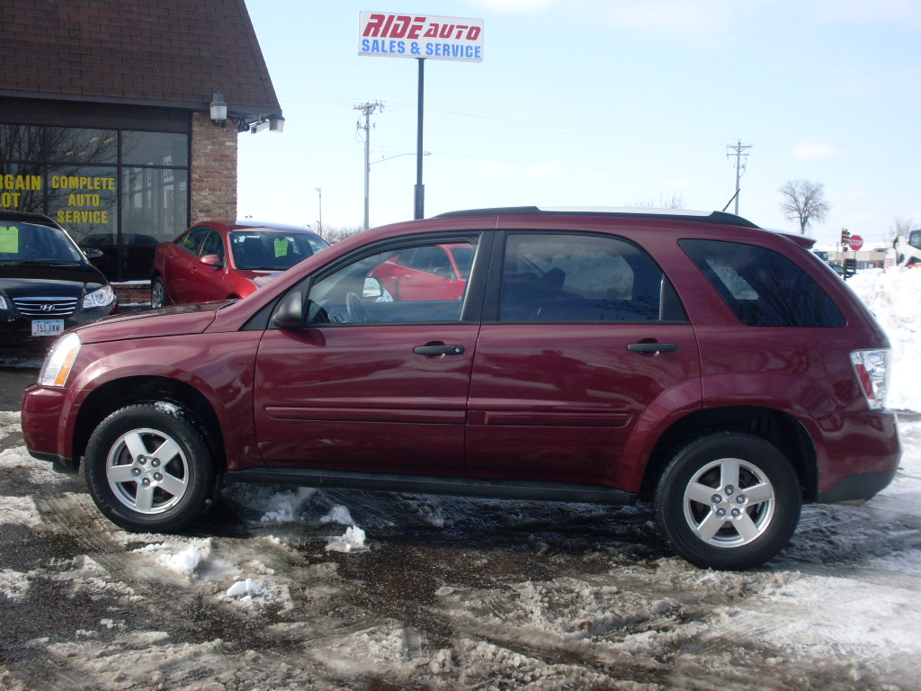 2008 chevrolet equinox ls 4 door suv all wheel drive 3 4 v6. Cars Review. Best American Auto & Cars Review