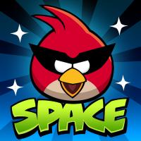 Logo Angry Birds Space   ApKLoVeRz