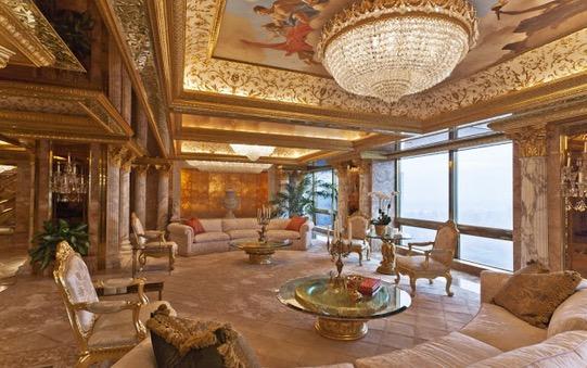 Jom Melawat Rumah Mewah Donald Trump