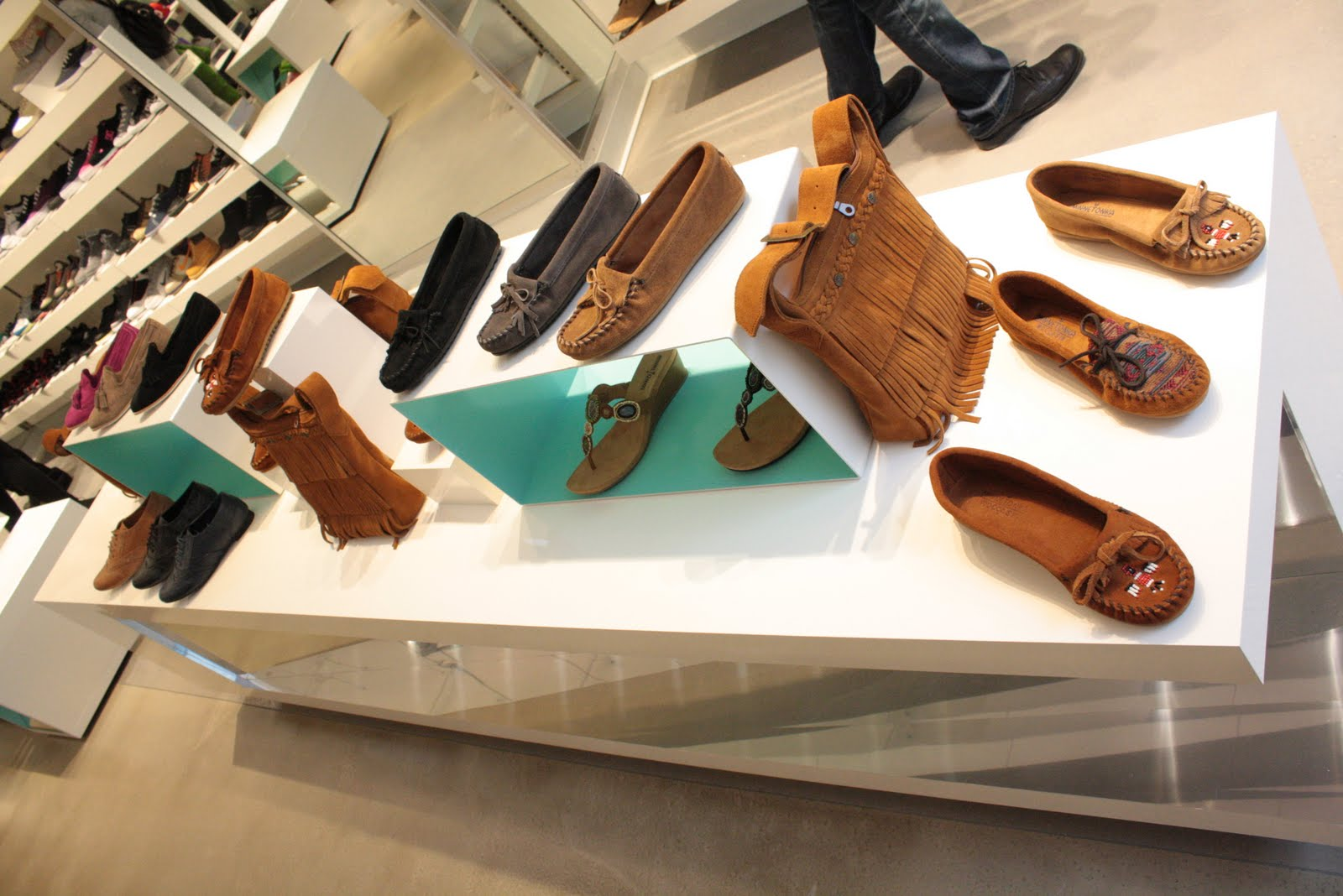 dr jays stores new shoes at dr s new flagship