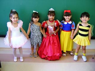 fantasia de carnaval para crianças