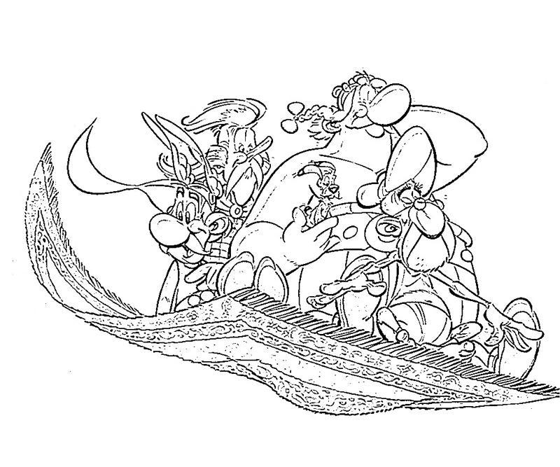 printable-asterix-and-obelix-coloring-pages
