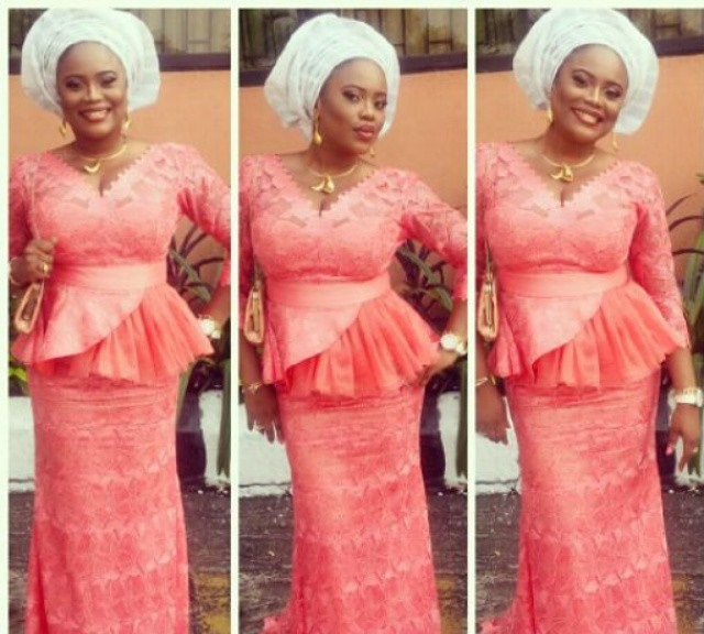 Creative Lace Skirt and Blouse Style - DeZango Fashion Zone