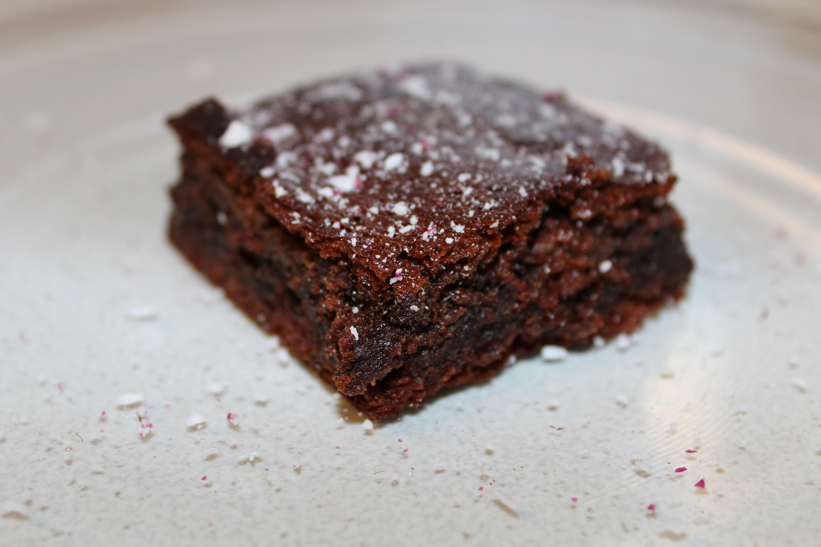 ... Walsh Fitness: Gluten-free & Paleo Dark Chocolate Peppermint Brownies