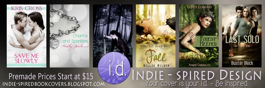 Indie-Spired Book Covers