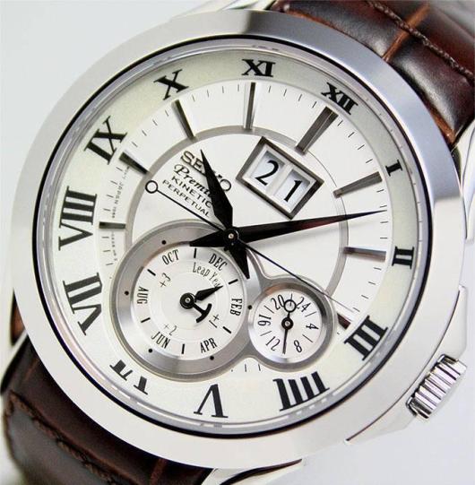 Seiko Perpetual Calendar Vintage : Watchuseek watch accurate to the next years
