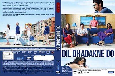 Dil Dhadakne Do (2015) Untouched