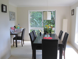 Common Sense Tells You That Dining And Carpet Are Not A Good Combo But We Love The Light In This Room While Had No Little Ones To Spill Things