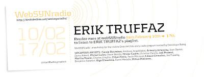 erik truffaz websynradio eng Un grand moment de musique avec Erik Truffaz sur webSYNradio