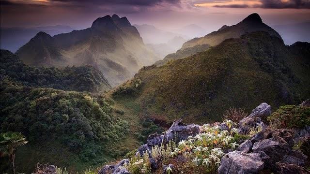 hình nền núi đẹp