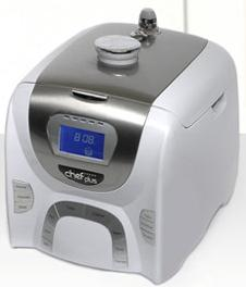 robot cocina chef plus