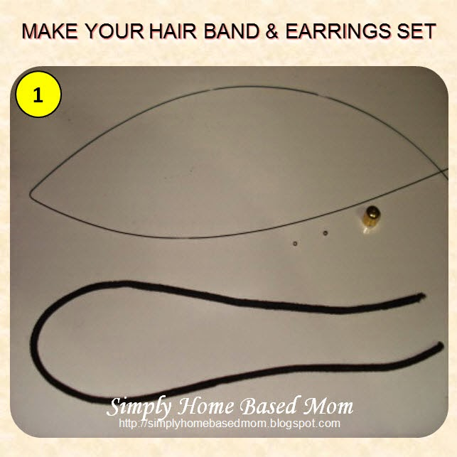 how to make your own hair accessories at home