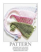 crochet patterns, how to crochet, baby hats, long tail, pixie, elf, newborn,