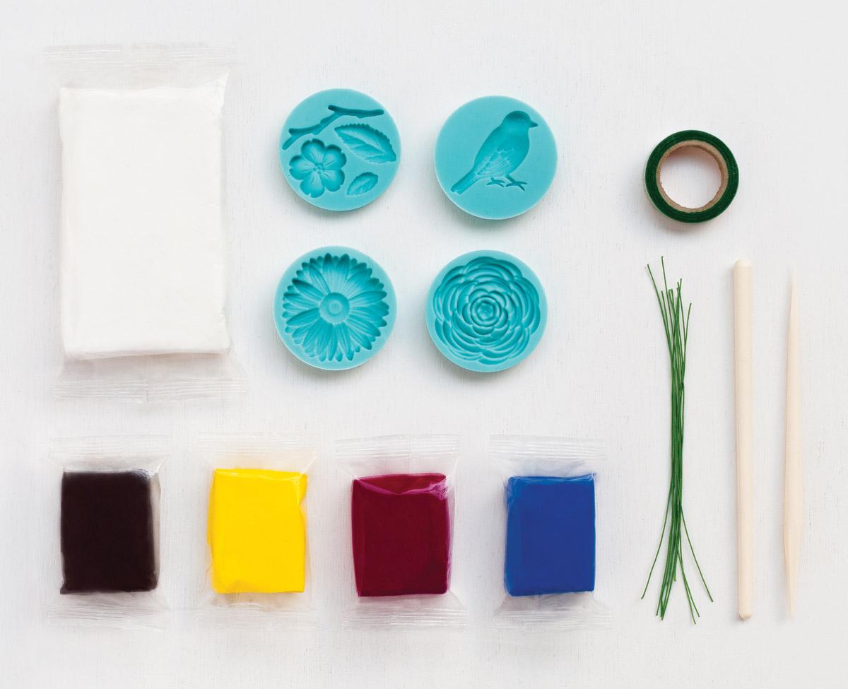 Paper Lane: Martha Stewart Crafter\'s Clay Inspiration