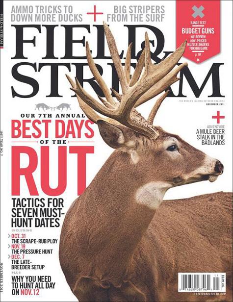Field and Stream Rutting Season Cover