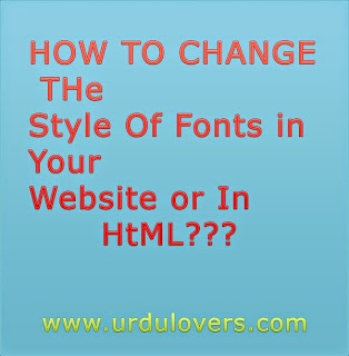 How to Change Post Body Font Size, Color & Style, How To Upload and Use Custom Fonts in Blogger, customize your post title font