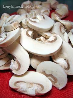 sliced-white-mushroom
