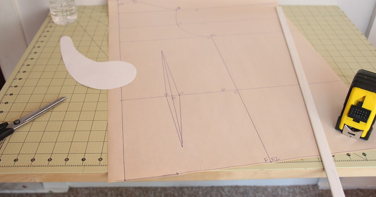 Grosgrain Free Pattern Drafting Calculator For Your Measurements