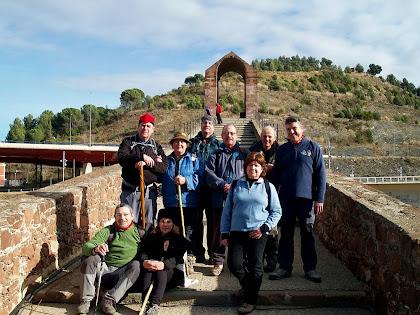 Caminada per les Torretes, Castells i Mines de Martorell 2014