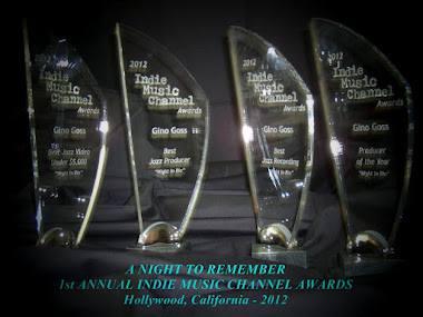 1st ANNUAL INDIE MUSIC CHANNEL AWARDS - Hollywood, California -2012