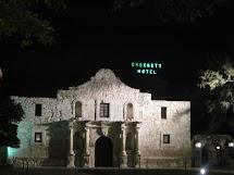 Davy Crockett Hotel San Antonio