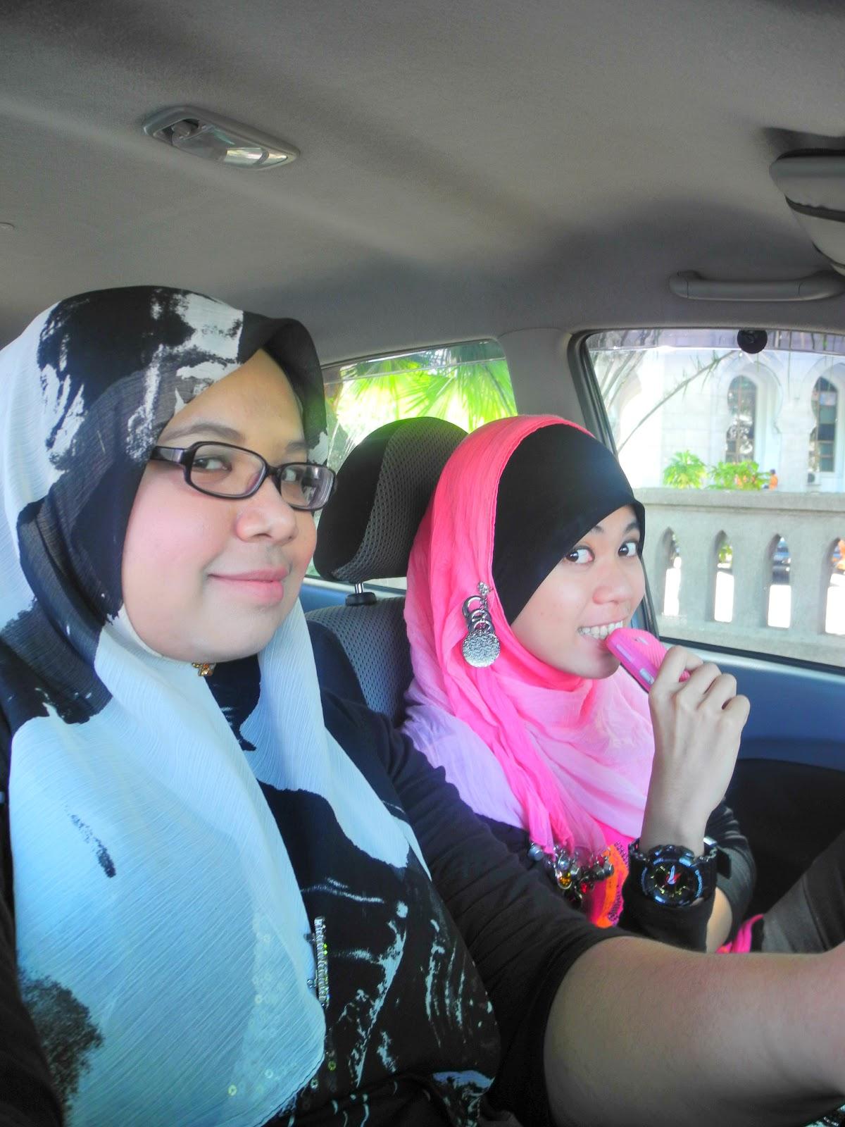 hari bersama Nonok / Momok Nik Nur Ain