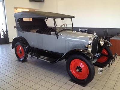 Chevrolet Superior 1920