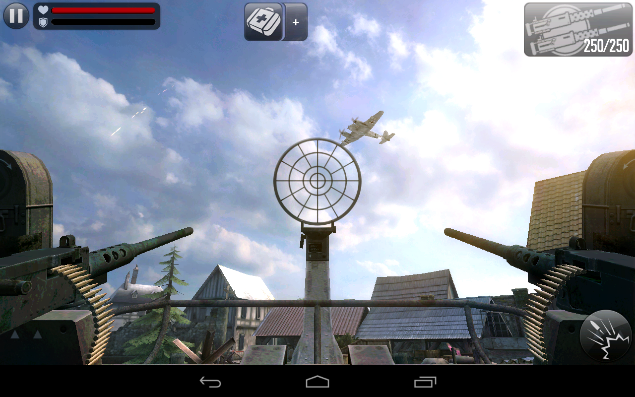 Anti aircraft game online