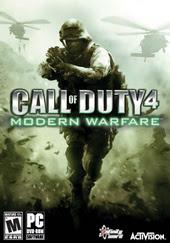 Call of Duty 4: Modern Warfare + Crack Full