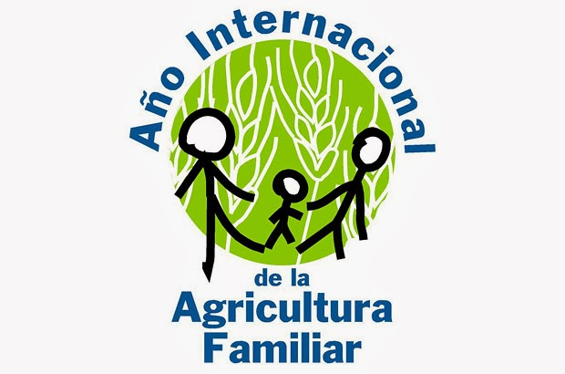 2014 Año Internacional de la Agricultura Familiar