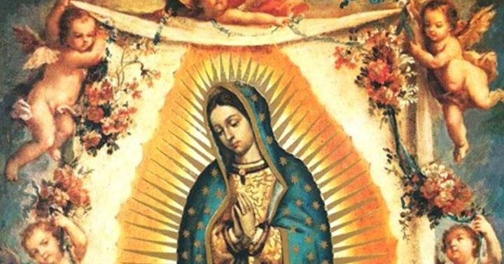 Virgen Matrimonio Biblia : Oraciones a la virgen oracion de guadalupe
