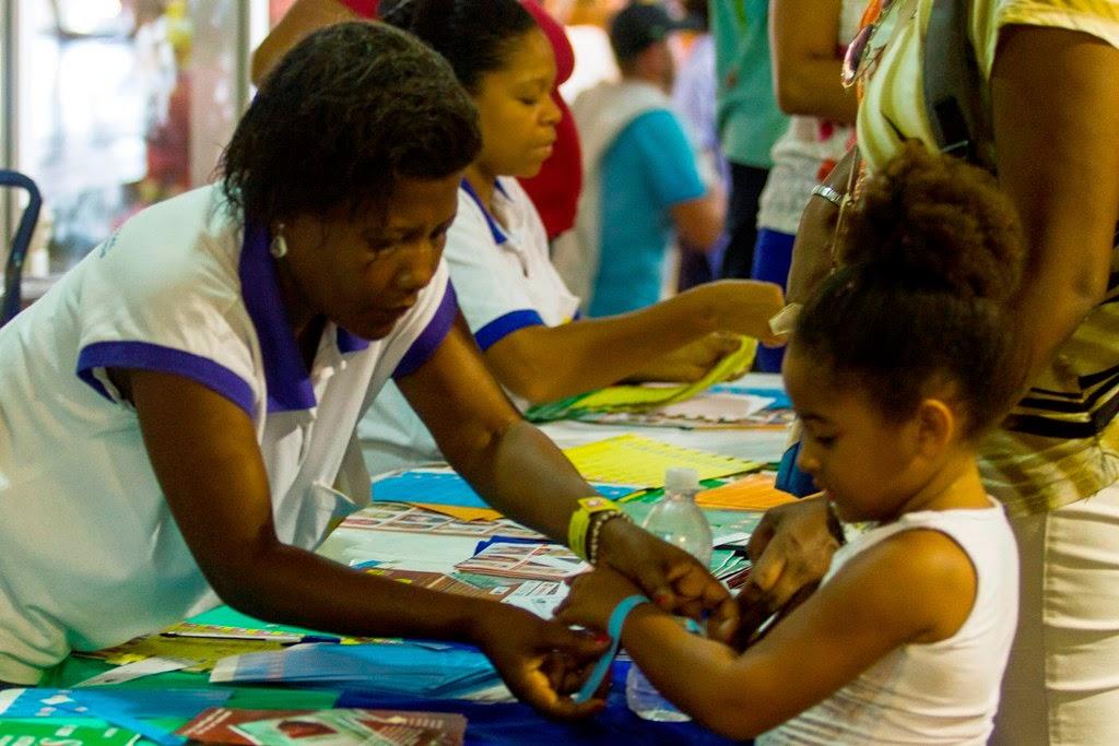 SOS Crianças Desaparecidas e Polícia Civil realizam ação de conscientização no Rio