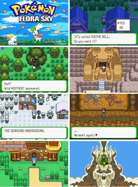 pokemon+flora+sky+final+version+donwload