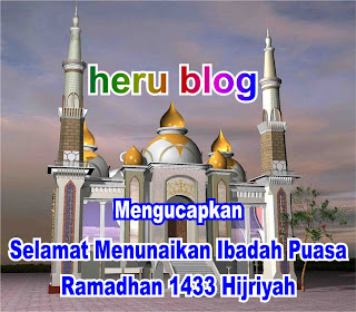 Ramadhan Ceria Bersama Mywapblog
