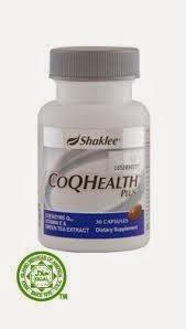 COQ Health Shaklee meningkatkan kesuburan