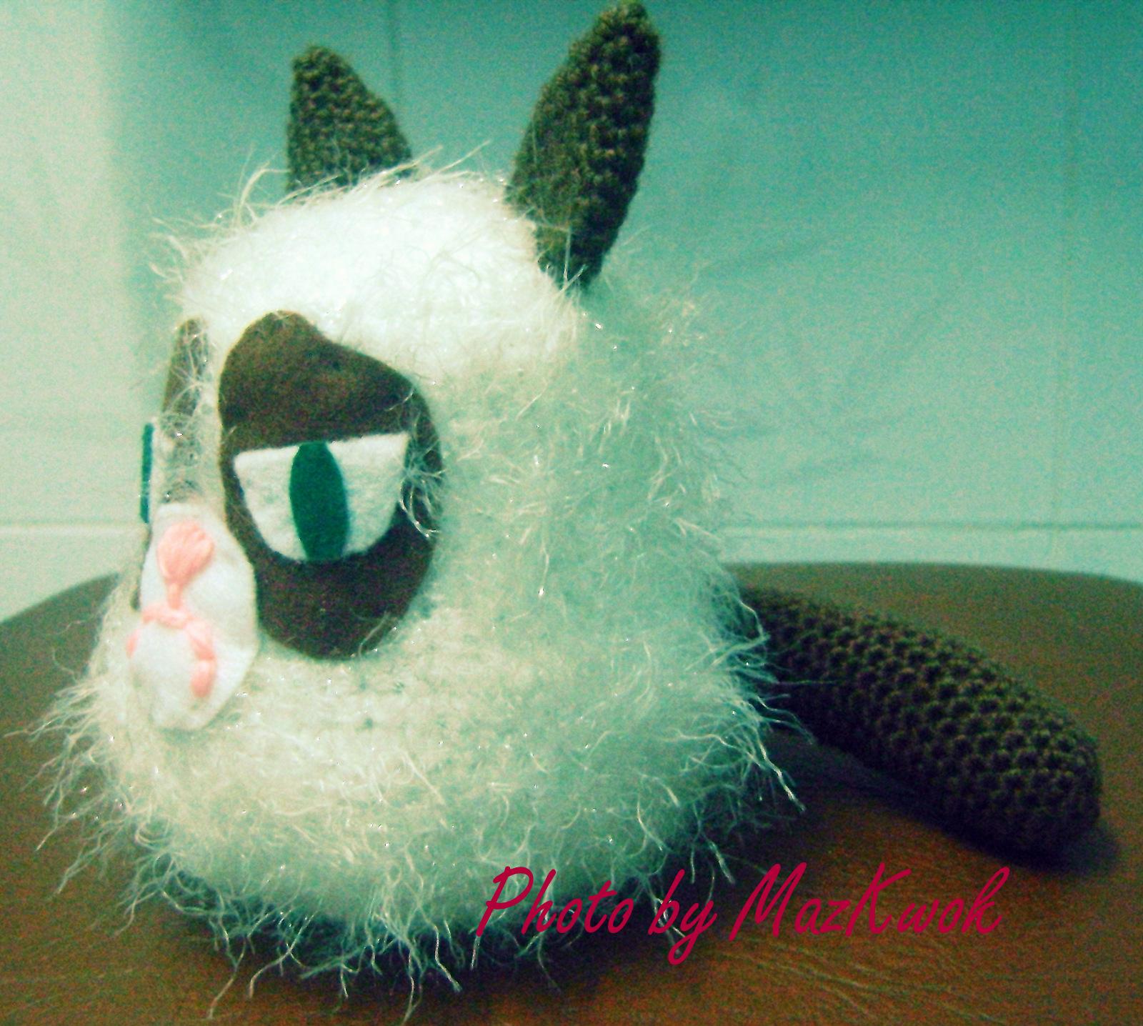 Grumpy Cat Amigurumi Pattern Free