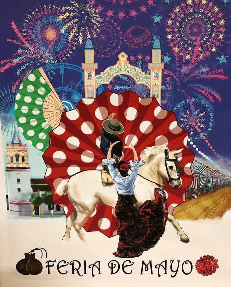 Sanlúcar la Mayor Feria 2020