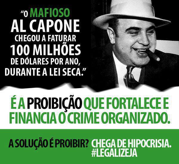 Quem fuma maconha financia o crime?
