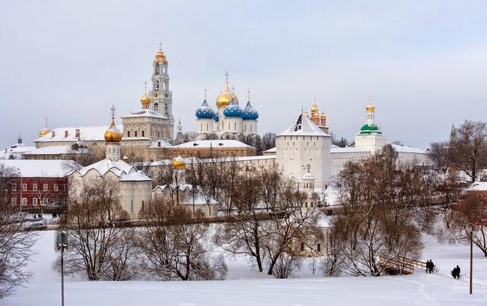 Сергей Пахомов Сергиево-Посадский район Лавра